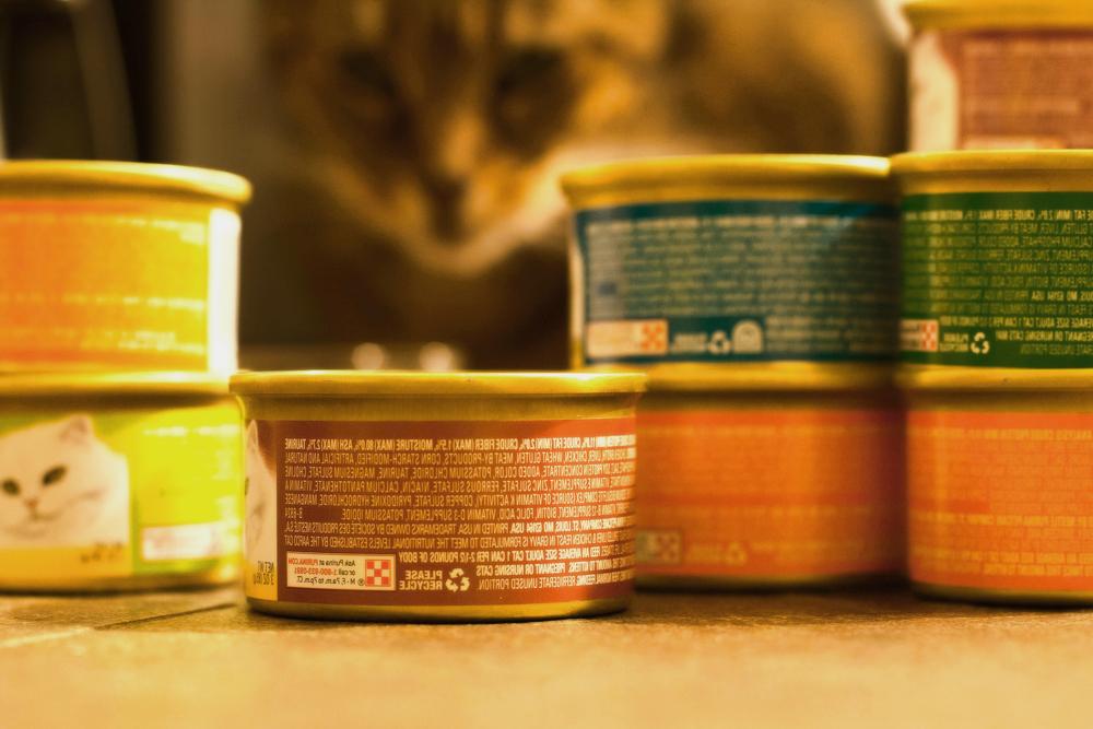 Корм для кошек гурме: состав и особенности